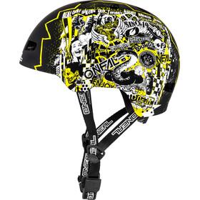 ONeal Dirt Lid ZF Helmet RIFT yellow